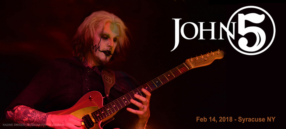 John 5 & The Creatures - Syracuse NY