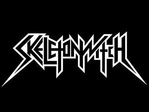 "Skeletonwitch ""Bloody Logo"" T-Shirt - IndieMerchstore"