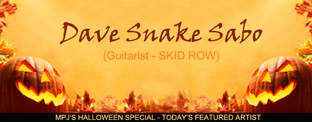 Halloween Special – Stories with Snake Sabo of Skid Row | Musician